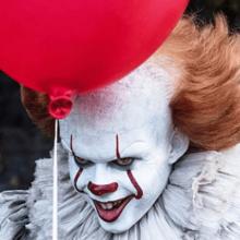 Фильмы с жуткими клоунами
